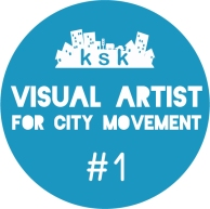 visual artist for city movement